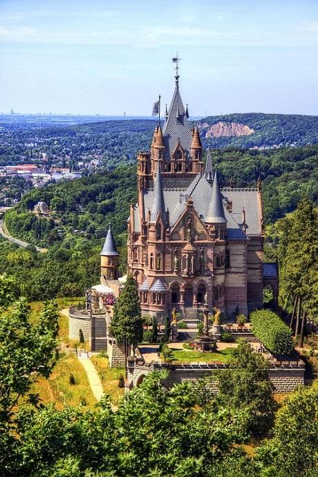 Drachenburg-Castle-Germany