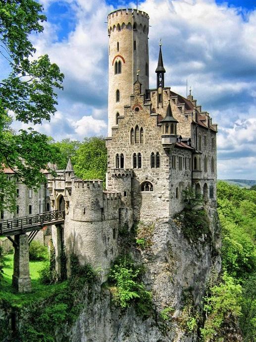 Lichtenstein-Castle
