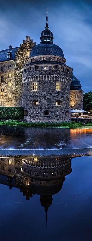 Örebro-castle-Sweden