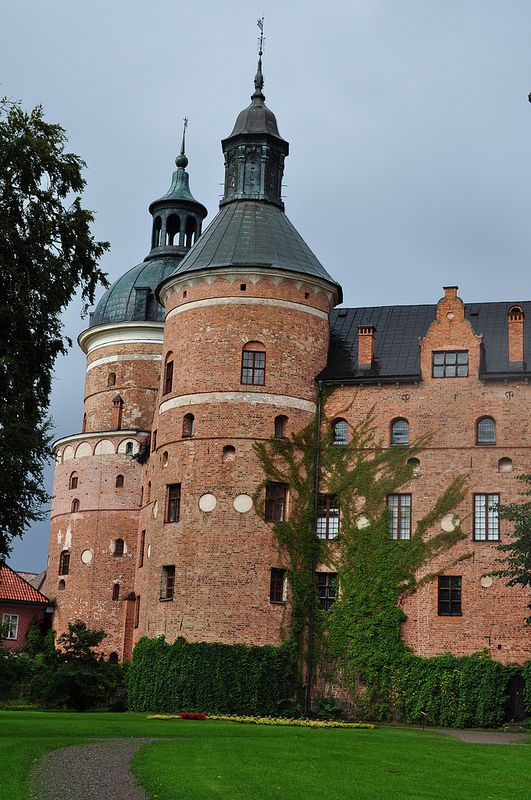 Gripsholm-Castle-Mariefred-Sweden