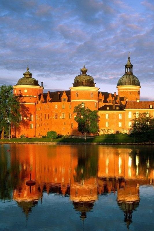 Gripsholm-Castle-Sweden