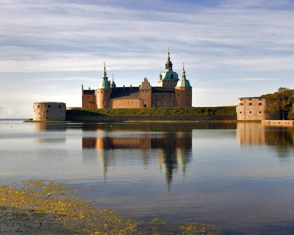 Kalmar-Castle-Sweden