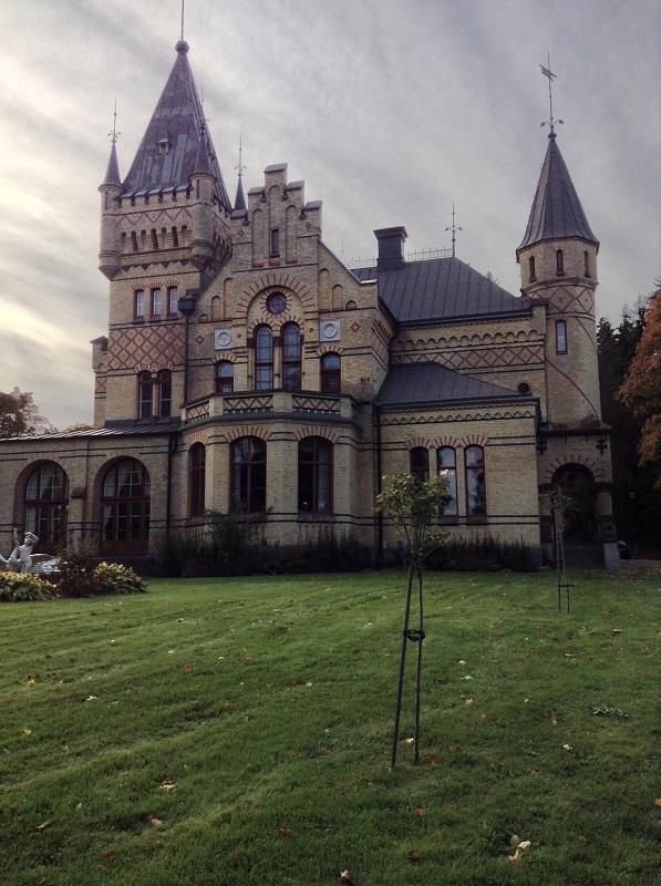 Merlo-Castle