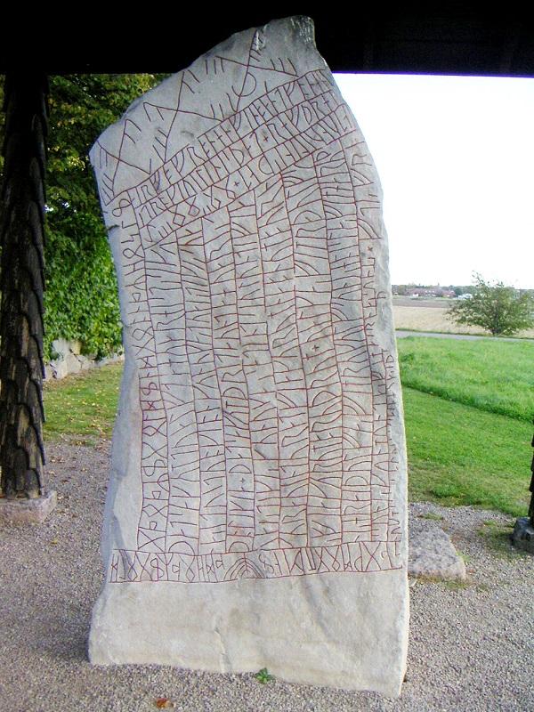 Rök-Runestone-in-Sweden