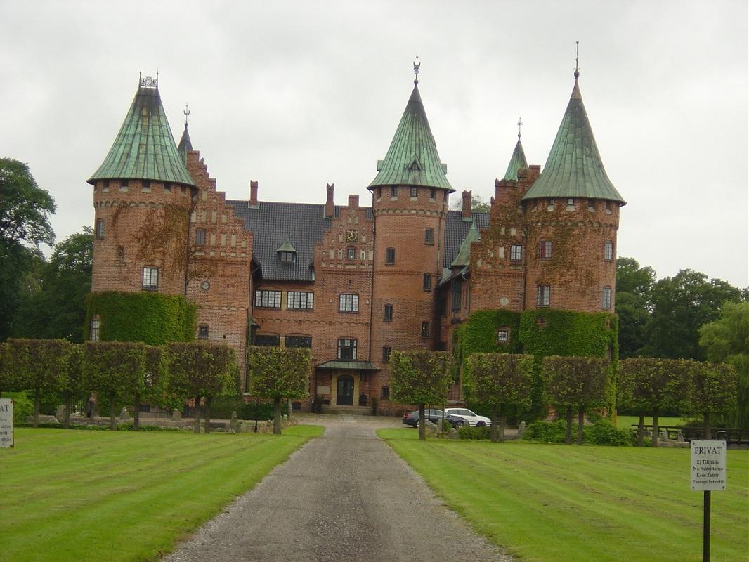 Trolleholm-Slott-Sweden