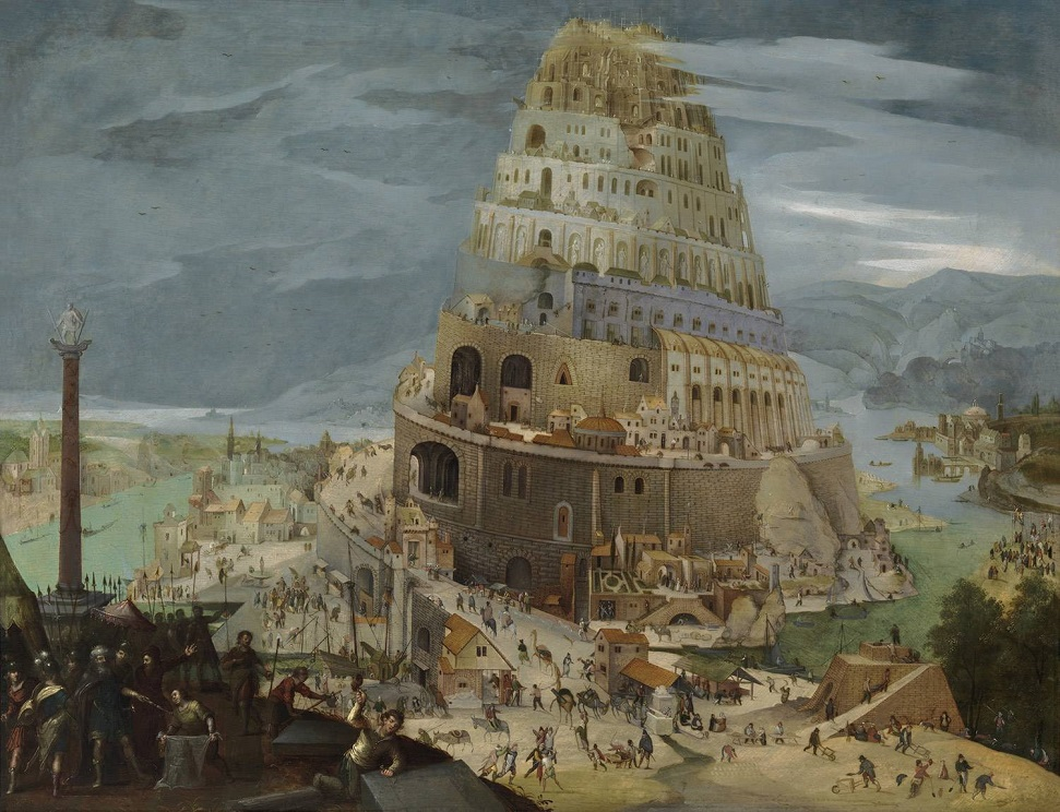 The-Tower-of-Babel-Abel-Grimmer