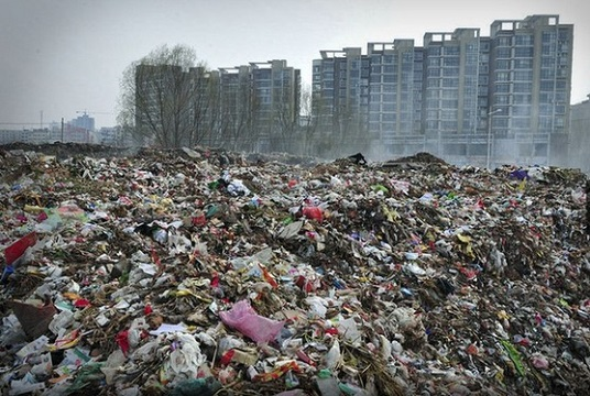 garbage-china