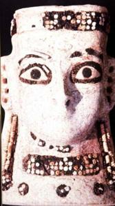 high priestess in the Gipar-ku at Ur